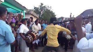 పెళ్ళిలో అమ్మాయిల బ్యాండ్ డాన్స్ INDIAN GIRL wedding dance for band set music @ Kadapa myd