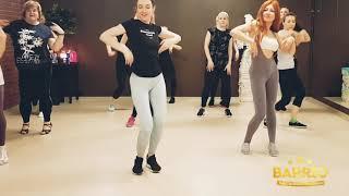 Женский стиль сальса с Еленой Талашовой клуб Баррио