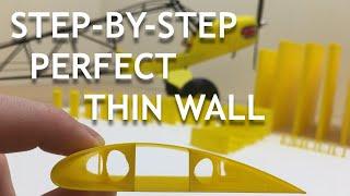 How to Print Tнin Wall - Planeprint | Big Bobber