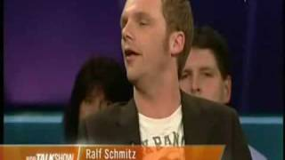 Ralf Schmitz bei der NDR Talkshow - Teil 2