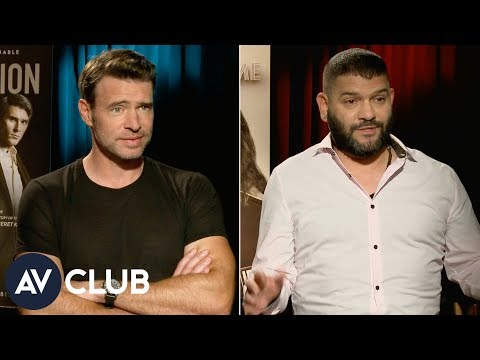Scandal's Scott Foley and Guillermo Diaz talk playing serial killers