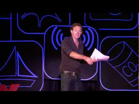 How to Save the Music Industry: Felix Tod - TEDxBermuda