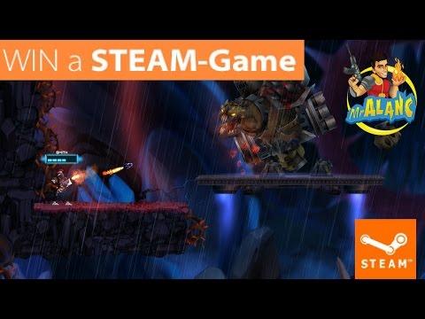 WIN A FREE STEAM GAME KEY - ONRAID GAMEPLAY W/ MRALANC!
