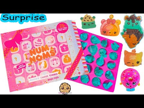 Biggest Box of Num Noms Ever! Mystery Sweet Treats Surprise Blind Bags + Target Haul