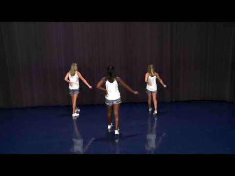 Indianola Academy Level 2 Tryout Dance   2017 Teach