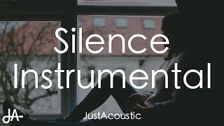 Silence - Marshmello ft. Khalid (Acoustic Instrumental)
