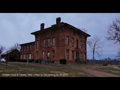 C.O.P.S. Paranormal Investigates Prospect Place - Episode 2