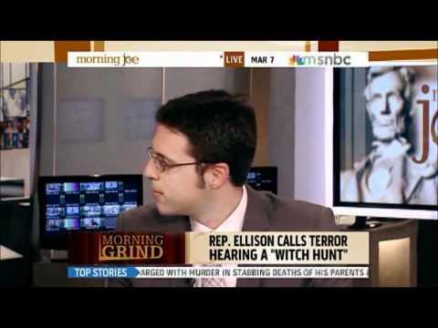Pat Buchanan Takes On Ezra Klein Over Muslim Radicalization Hearings