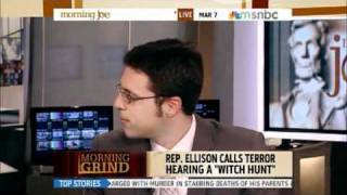 Pat Buchanan Takes On Ezra Klein Over Muslim Radicalization Hearings