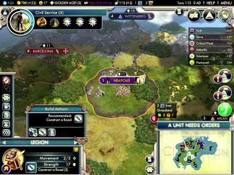 Civ 5 brave new world persia strategy