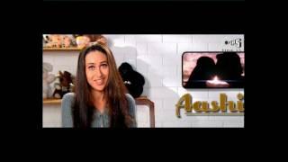 Aashiq - Movie Making - Karishma Kapoor & Bobby Deol