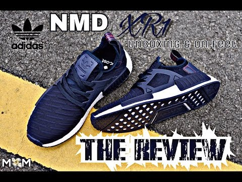 b91813773 Adidas NMD XR1 Review