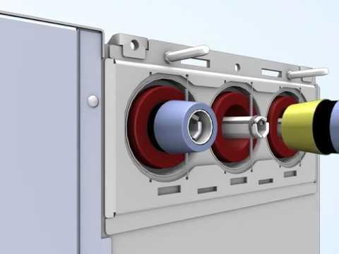 Hướng dẫn nối tủ RMU 8DJH Siemens - Công ty Editech