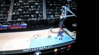 NBA Jam 2000 Amazing Dunk