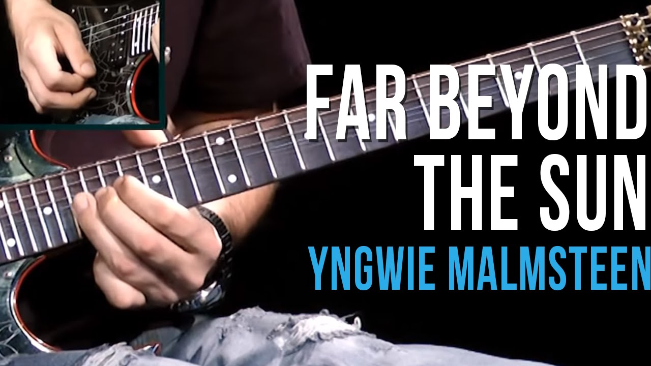 video aula yngwie malmsteen