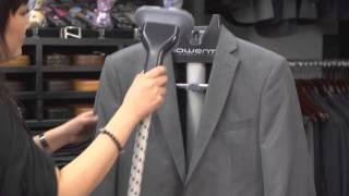 Getting Odors Out of Men's Wool Suits : Fashion & Style Tips for Men