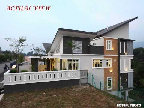 Affordable Luxurious Properties in Negeri Sembilan - Residence Hills, Semi-D