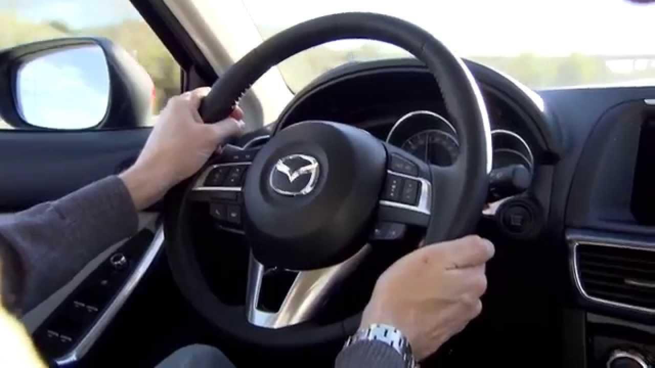 2015 mazda cx-5 auto zu auto fahren | automototv deutsch - youtube