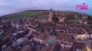 SKY TOUR (하늘에서 본 유럽편) 프랑스 시골 두번째 [웨이브]