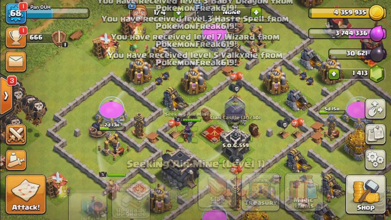 clan level war matchmaking