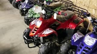 110cc Kids Atv Junior Size Quad Four Wheeler For Sale From SaferWholesale.com
