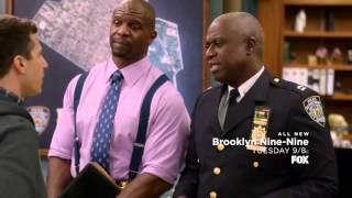 Бруклин 9-9 3 сезон 17 серия (Промо HD)