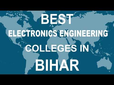 Best Electronics Engineering Colleges in Bihar