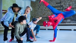 REALITÄT vs SOUND (feat. SPIDERMAN) | Julien Bam