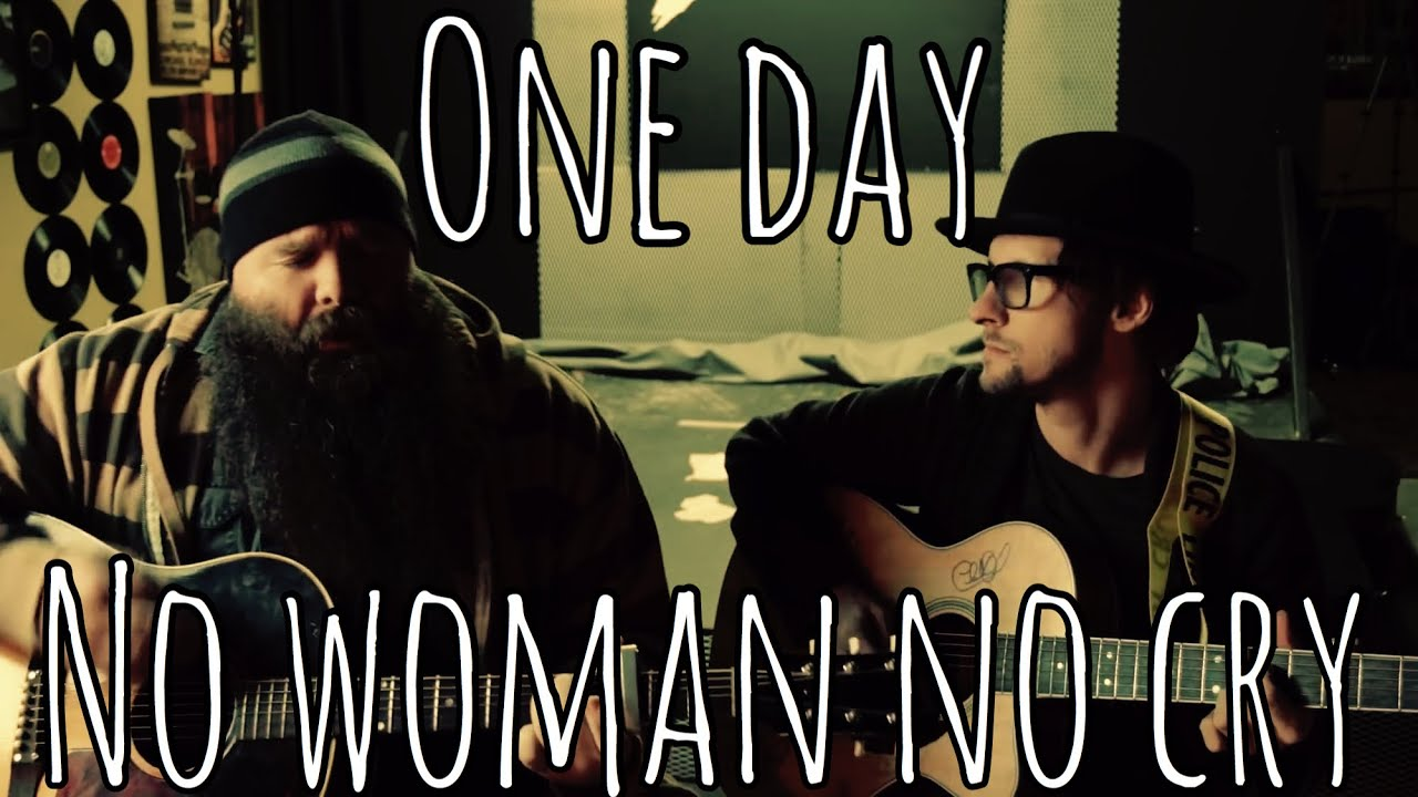 One Day / No Woman No Cry - Matisyahu & Bob Marley | Marty Ray Project Mashup Cover #1
