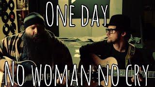 One Day / No Woman No Cry - Matisyahu & Bob Marley | Marty Ray Project Mashup Cover