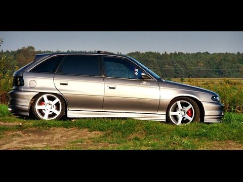 OPEL ASTRA F by mateuszws & kriss PART. 4 CZ.1 - YouTube