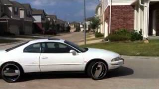 1995 Buick Riviera on the new razors
