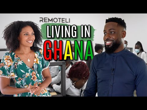 LIVING IN GHANA   MAKING $27,000+ PER MONTH, 6 MONTHS AFTER STARTING BUSINESS IN ACCRA!