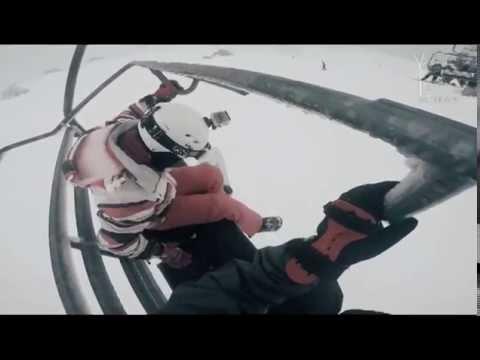 Xavier College Ski Trip 2014: Snowboarding