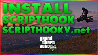 How to Install ScripthookV and ScripthookV.net for GTA 5 PC - Easy and quick!