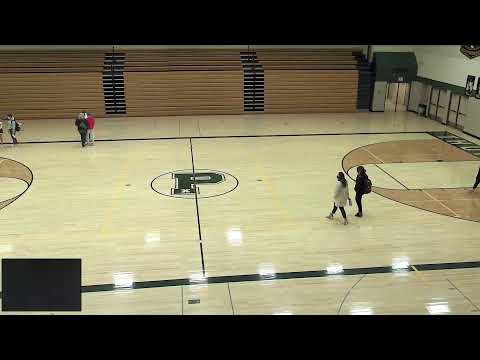 Pius X High School vs. Lincoln Southeast Varsity Womens' Basketball