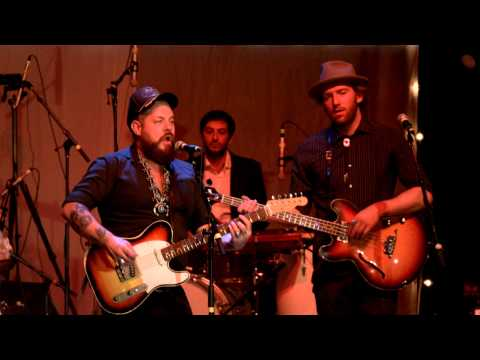 Nathaniel Rateliff and the Night Sweats - I Need Never Get Old (Live)