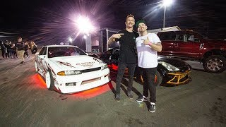 Adam LZ Lent Me A Drift Car!
