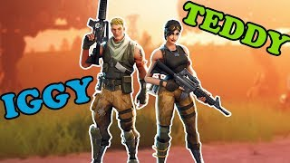 Team Fresh Adventures in Fortnite: Battle Royale!!