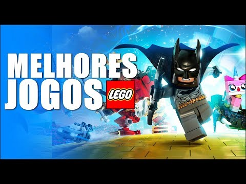 TOP 10 : MELHORES JOGOS DA FRANQUIA LEGO !! - PS4/XONE/PC/SWITCH ..