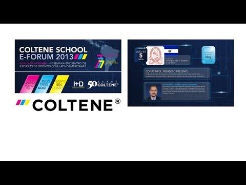 160 1er Coltene School E-Forum - El Salvador - Cofias Ripol: Pasado o Presente