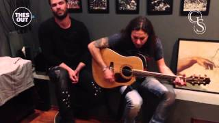George Sabanis - Wicked Game (Acoustic Cover Backstage )