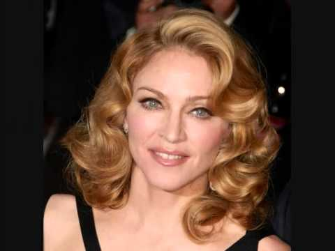 Madonna Favourite Hairstyle - YouTube