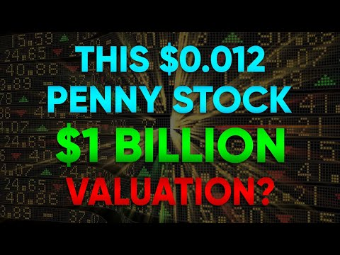 This $0.012 Penny Stock Has 1 Billion Valuation? Upcoming Cr