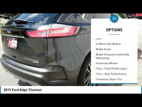 2019 Ford Edge T52267