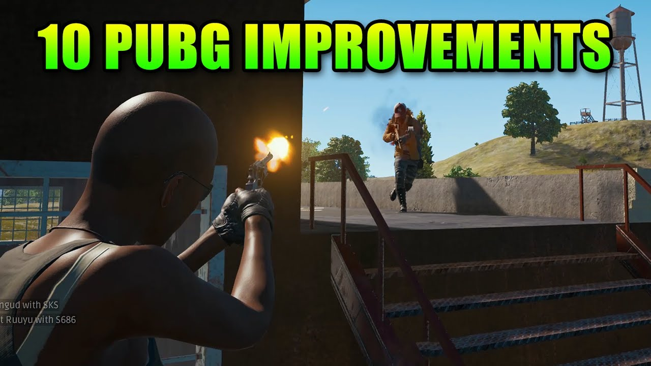 Pubg Create: 10 Ways To Make PUBG Even Better