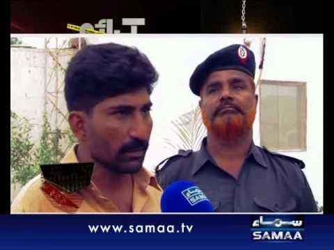Crime Scene September 10, 2012 SAMAA TV 1/2