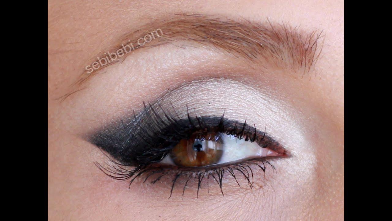 Kedi Göz Makyajı Nasıl Yapılır: Kedi Gözü Makyajı