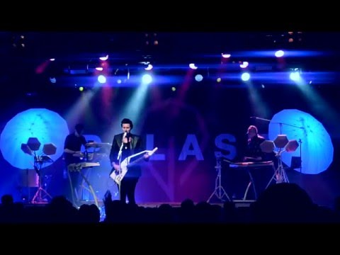 PALAST - Best Of Me [LIVE] - Astra Kulturhaus Berlin 2016 - Synth Pop / Synth Rock Band