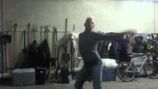"Dance Combo to Christina Aguilera's ""Red Hot Kinda Love"" Choreography by Fred William"